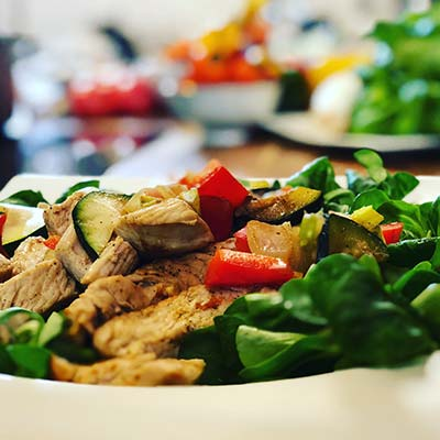 Gesunde Ernährungspläne von X-DAYS