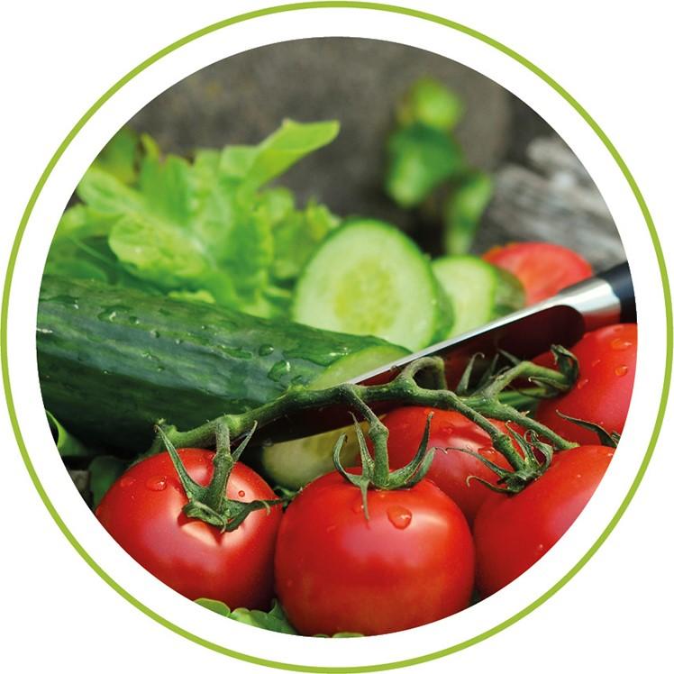 Ernährung ist ein wichtiger Punkt, um gesund abzunehmen